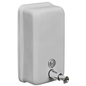 stainless soap dispenser