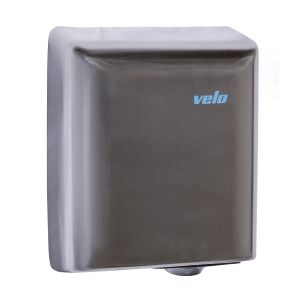 Stainless steel Fuga Hand dryer
