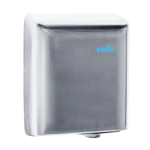 Velo Fuga Hand Dryer - Stainless Steel - 5 Year Warranty